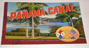 Souvenir of the Panama Canal: Maduro, I.L., Jr.