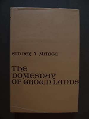 The Domesday of Crown Lands - A: Sidney J Madge