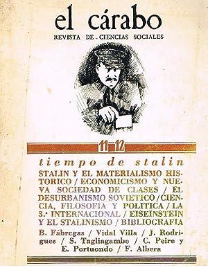 El Carabo , Revista De Ciencias Sociales