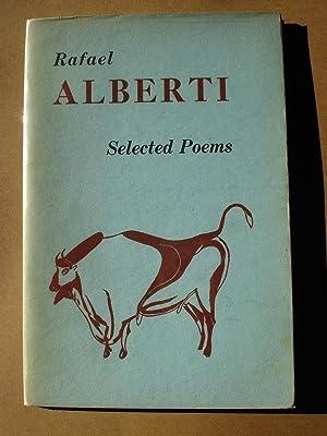 SELECTED POEMS OF. Translated by Lloyd Mallan: ALBERTI, Rafael.