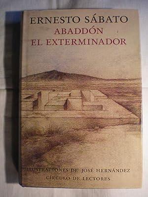 Abaddón el exterminador: Ernesto Sábato
