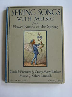 SPRING SONGS WITH MUSIC: Barker, Cicely Mary