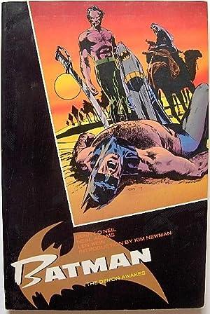 Batman: Demon Awakes: O'Neil, Dennis; Wein,