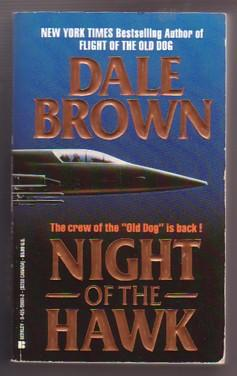 Night of the Hawk (Patrick McLanahan, #2)