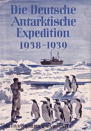 Deutsche antarktische Expedition - Band 1 - 2 in 3 Büchern: Ritscher, Alfred