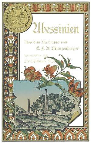 Abessinien und seine Bedeutung für unsere Zeit: Spillmann, Joseph