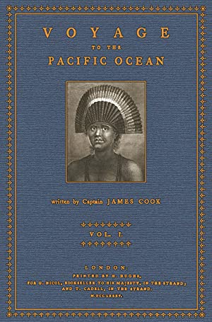 Voyage to the Pacific Ocean - 1: Cook, James