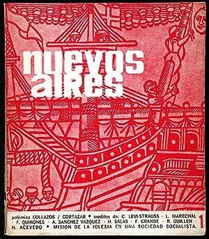 Revista NUEVOS AIRES. No. 1. Año 1.: Adolfo Sánchez Vázquez