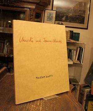 Die Werke in der Sammlung Würth. Mit: Christo [d.i. Javacheff,