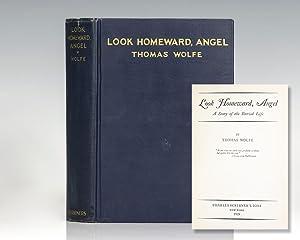 Look Homeward, Angel.: Wolfe, Thomas