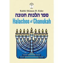 Halachos of Chanukah: Rabbi Shimon D.