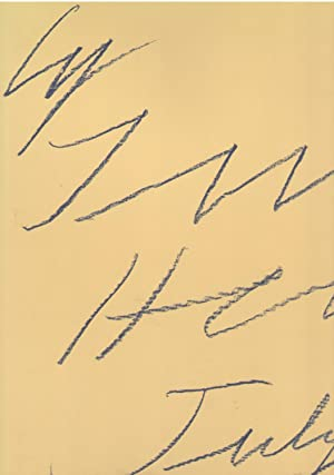 Cy Twombly Fifty Years of Works on: Twombly, Cy &