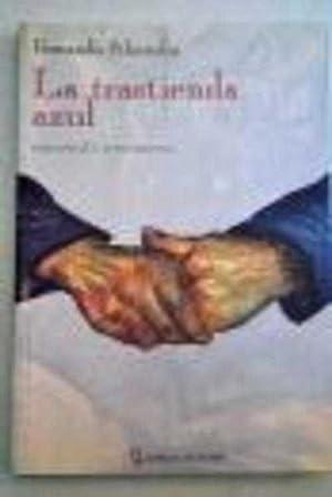 LA TRASTIENDA AZUL: FERNANDO PALAZUELOS