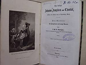 Die heilige Johanna Franzisca von Chantal, Stifterin des Ordens von der Heimsuchung Mariä. Von J. M...