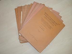 Hessen-nassauisches Volkswörterbuch. Bd. 2: L - R. Mit 83 Abb., darunter 54 Kt. (In 15 Lfgn.): ...