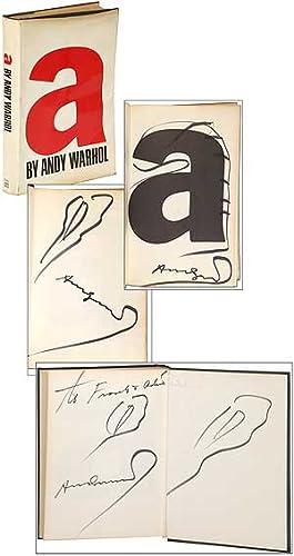 A: A Novel: WARHOL, Andy