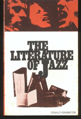 The Literature of Jazz: A Critical Guide