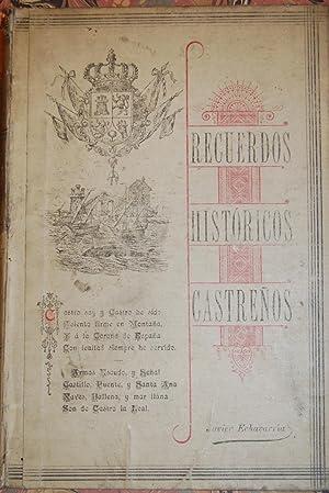 RECUERDOS HISTORICOS CASTREÑOS: ECHAVARRIA, Javier