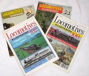LOCOMOTIVES ILLUSTRATED. Nos ,51,52,53,54,56. An Ian Allan: Ian Allan, Brian