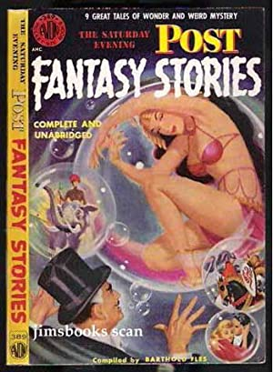 The Saturday Evening Post Fantasy Stories