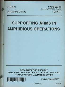 Supporting Arms in Amphibious Operations