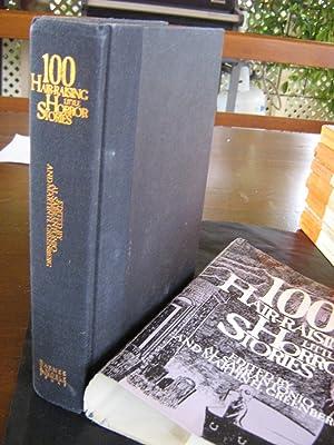 100 Hair-Raising Little Horror Stories: Al Sarrantonio and Martin H Greenberg (edited by)