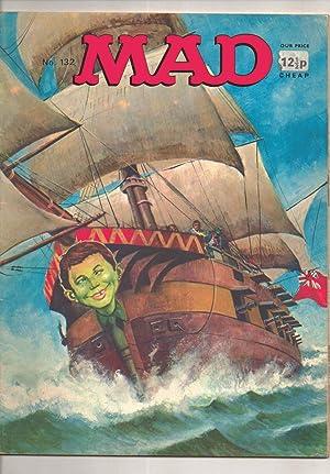MAD Magazine. Number 132