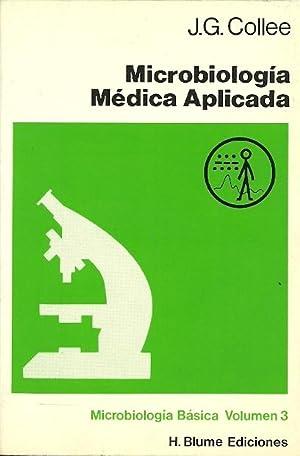 MICROBIOLOGÍA MÉDICA APLICADA: Collee, J.G.
