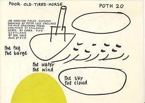 Poor. Old. Tired. Horse. No. 20 [POTH: Finlay, Ian Hamilton