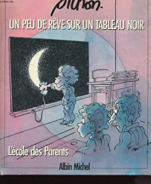 UN PEU DE REVE SUR UN TABLEAU.: PICHON Francis