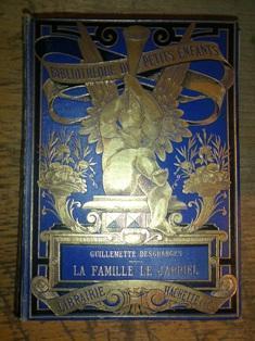 La Famille Le Jarriel: Guillemette Desgranges