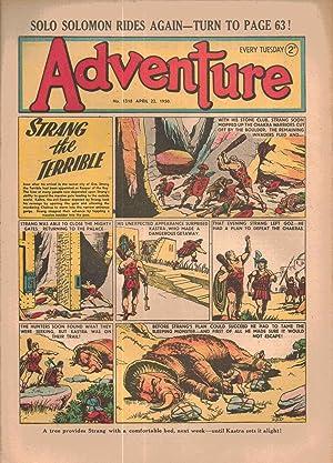 Adventure (comic) Number 1318. April 22, 1950