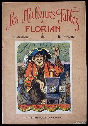 Les meilleures fables: FLORIAN