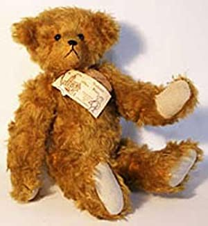 Root beer mohair teddy bear by Sharon: Lapointe, Sharon.