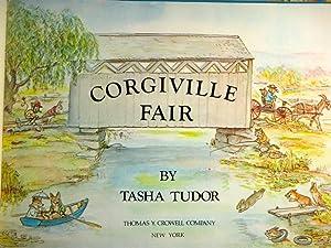 Corgiville Fair: Tudor, Tasha