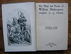 The Plays and Poems of William Shakespeare.: Shakespeare, William.