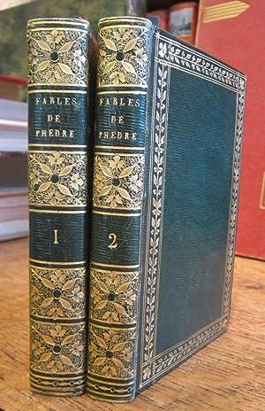 Fables de Phèdre, affranchi d'Auguste, traduites en: PHEDRE
