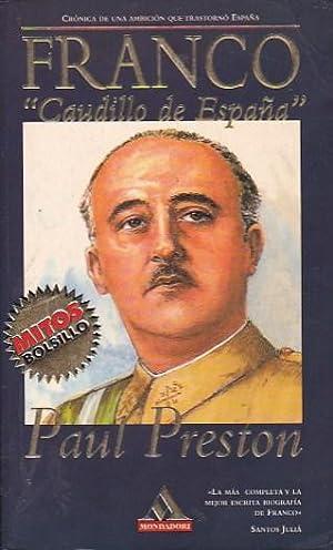 "Franco. ""Caudillo de España"": PRESTON, Paul"
