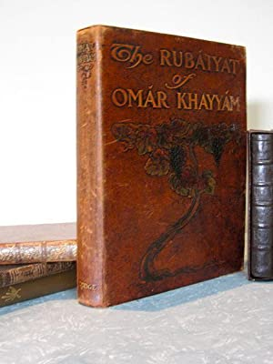 The Rubaiyat of Omar Khayyam Translated into English by Edward Fitzgerald with Illustrations ...