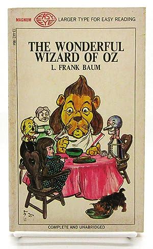 Wonderful Wizard of Oz: Baum, L. Frank