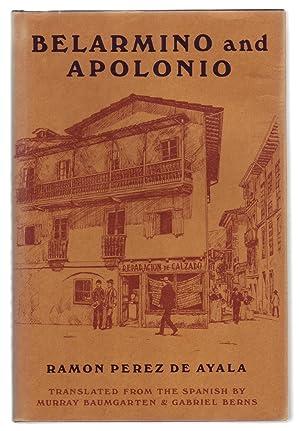 BELARMINO AND APOLONIO.: Pérez de Ayala,
