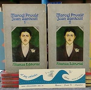 Jean Santeuil (2 Tomos): PROUST, Marcel