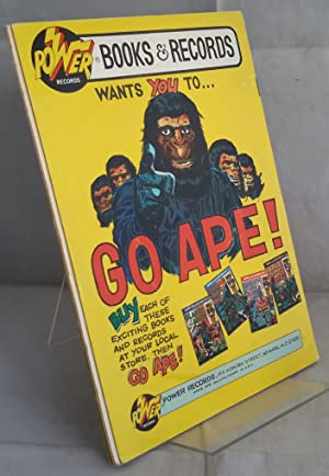 Escape From The Planet of The Apes.: KNUDSEN, Arvid and Associates, story adaptation and design by.