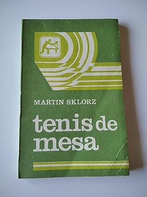 Imagen del vendedor de TENIS DE MESA a la venta por El libro que vuela