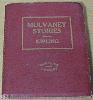 Mulvaney Stories: Kipling, Rudyard
