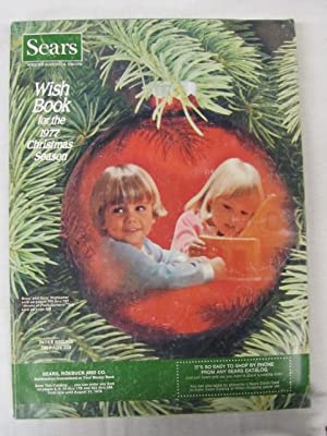 Sears Roebuck Wish Book 1977: Sears Roebuck