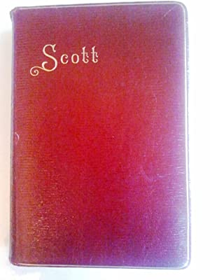 Poetical Works of Sir Walter Scott including: Scott, Sir Walter