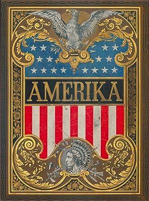 Amerika in Wort und Bild; Band 1 und 2: Hellwald, von Friedrich