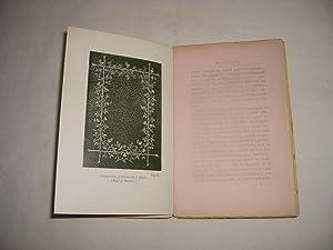 De la reliure. Exemples à imiter ou à rejeter. L'art du siècle. De l'habillement du livre. ...