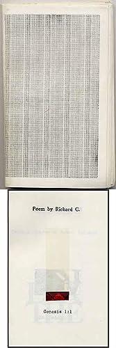 Cenizas Art/Literature No. 6: KNOWLES, Alison, Ben